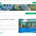 Mehmonxona GREEN HOUSE HOTEL